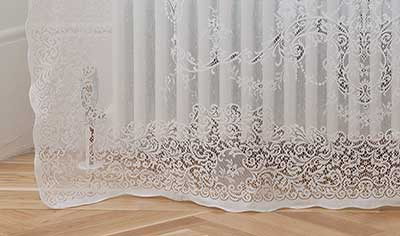 Scottish Lace Curtain-Elgin