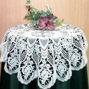 Lace Tablecloths Steffi