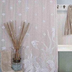Seascape Shower Curtains