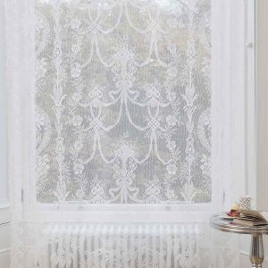 Cotton Lace Curtain-Alexandra