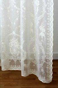 Rebecca Cotton Lace Panel
