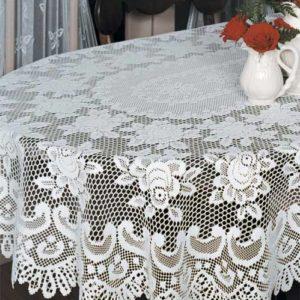 Charmant Lace Tablecloths U2013 Rose U2013 Heritage