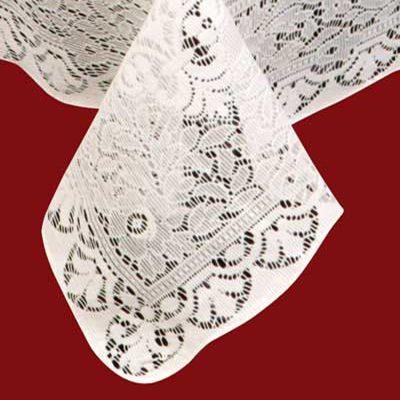 Leven Cotton Lace Tablecloth