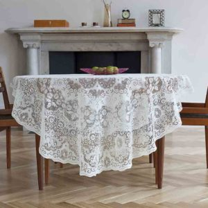 Scottish Derby Round Tablecloth