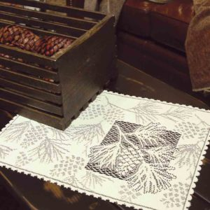 Woodland Lace Place Mat