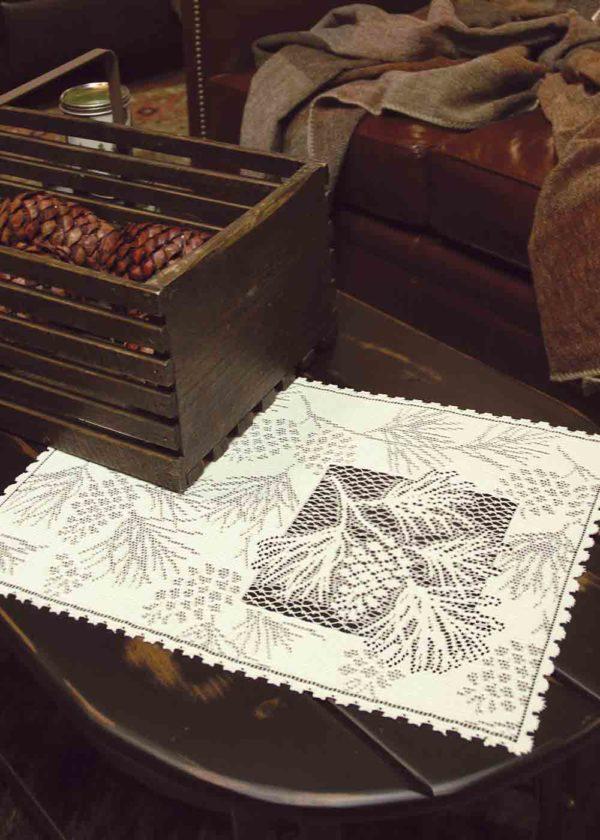 Woodland Lace Place Mat