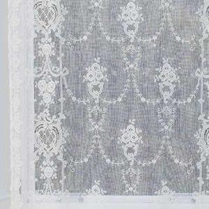 Olivia Lace Curtains Design
