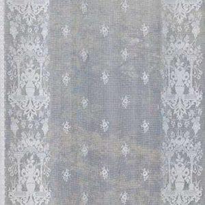 Oban Cotton Lace Panel Design