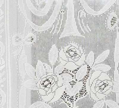 Secret Garden Lace Curtain Design