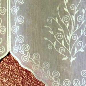 Verena Lace Valance Design