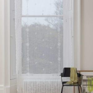 Elgin Cotton Lace Curtain Design