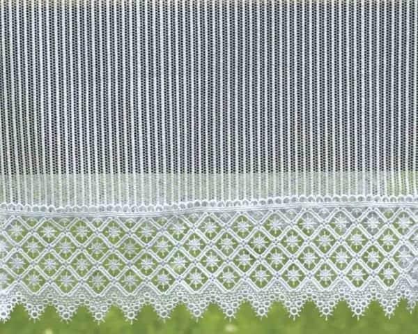 Chelsea Lace Curtain Yardage Design