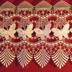german macrame lace