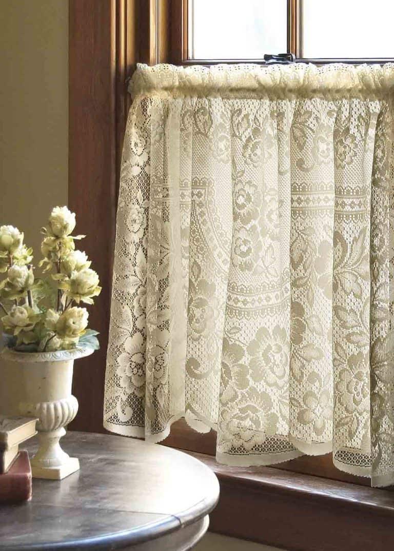 Heritage Victorian Rose Olde Worlde Lace