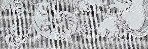 Griffin Cotton Lace Tablecloth Small Detail