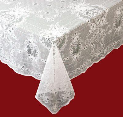Lydia Tablecloths Corner Design