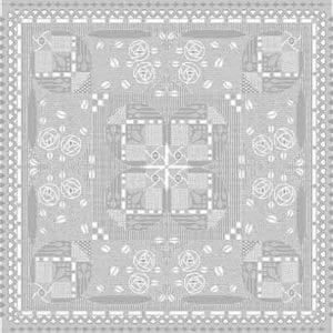 Rennie Lace Tablecloth Top Design