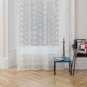 Leven Cotton Lace Curtains Design