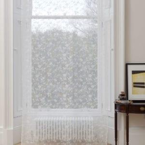Vicki Cotton Lace Curtain Design