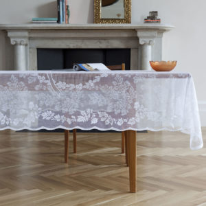Angel Lace Tablecloth Design