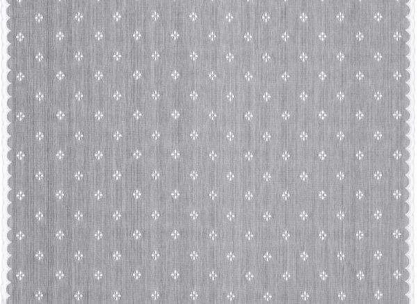 Alva Cotton Lace Curtains Design