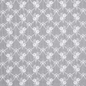 Kilbride Lace Curtain Yardage Design