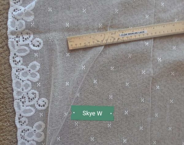 Skye Cotton Lace from Scotland