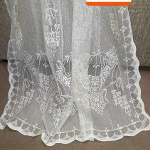 Diana Lace Curtain Panel