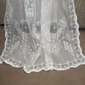 Diana Lace Curtain Panel