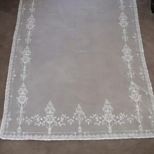 Margo Nottingham Lace Curtain Design