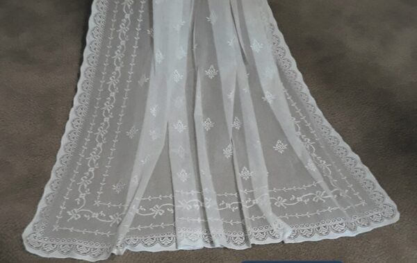 Nice Scottish imported Lace Curtain
