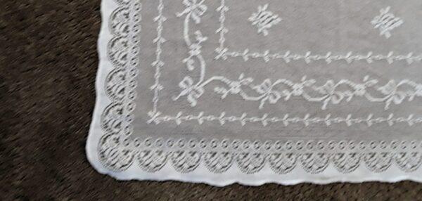 Nice Cotton Lace Corner Samplel