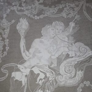 Triumph of venus bottom detail