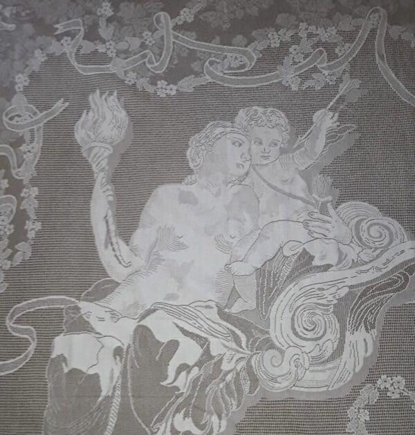 Triumph of venus bottom detail