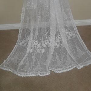 Rennie Cotton Lace Panel Design