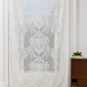 Troon Lace Curtain Design