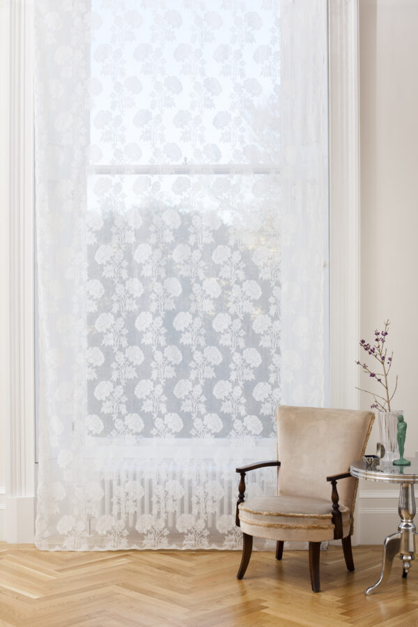 Rosemary Madras Lace Curtains Design