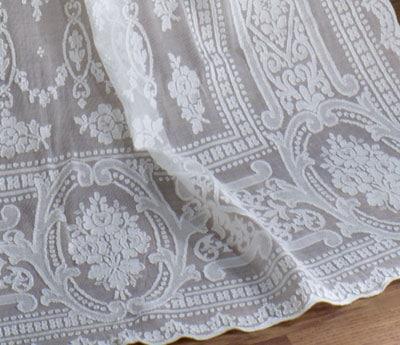 Arran Madras Panel Close Up