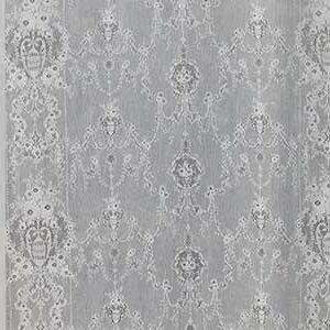Oban Cotton Lace Curtain Design