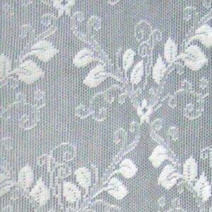 Trellis Close Up Lace Curtain Design