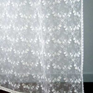 Trellis Nottingham Net Curtain Design